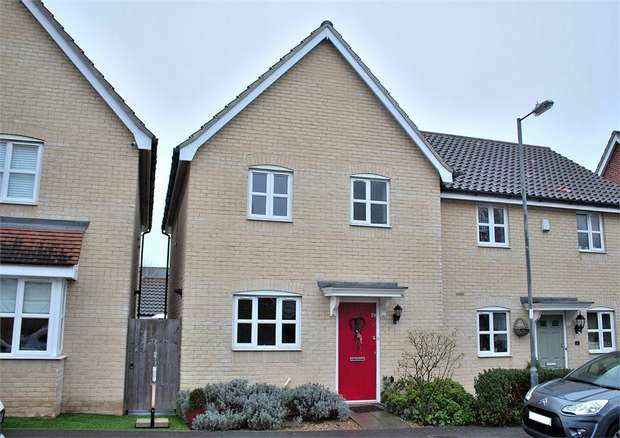 3 Bedrooms Semi Detached House for sale in Flitch Green, Dunmow, Essex