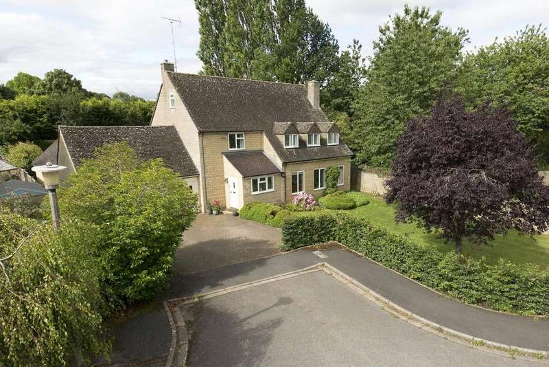 5 Bedrooms Detached House for sale in Old Forge Close, Bledington, Chipping Norton, OX7