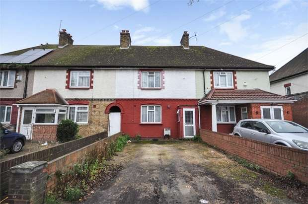 3 Bedrooms Terraced House for sale in Greenford Avenue, Southall, Greater London