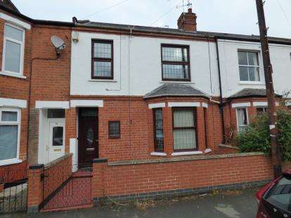 3 Bedrooms Terraced House for sale in Holbrook Avenue, Benn, Rugby, West Midlands