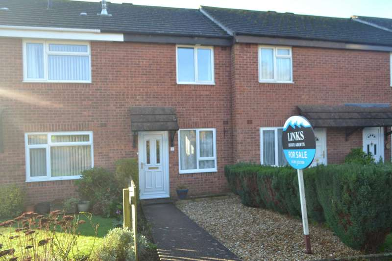 2 Bedrooms Terraced House for sale in Seymour Court, Exmouth