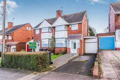 3 Bedrooms Semi Detached House for sale in Bell Hill, Northfield, Birmingham, West Midlands