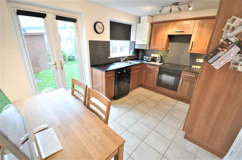 2 Bedrooms Mews House for sale in Linden Mews, St Anne's, Lytham St Anne's, Lancashire, FY8 3XD