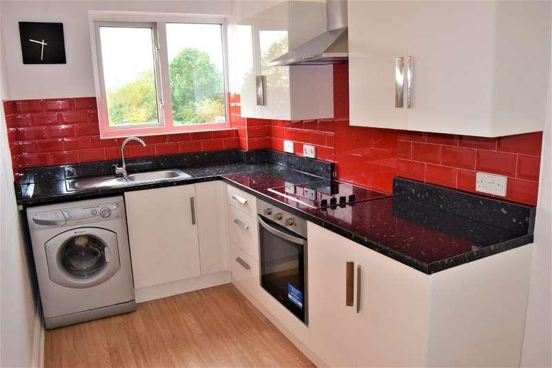 2 Bedrooms Apartment Flat for sale in Farnsworth Court, Fleet Way, Fletton, Peterborough, PE2 8QT