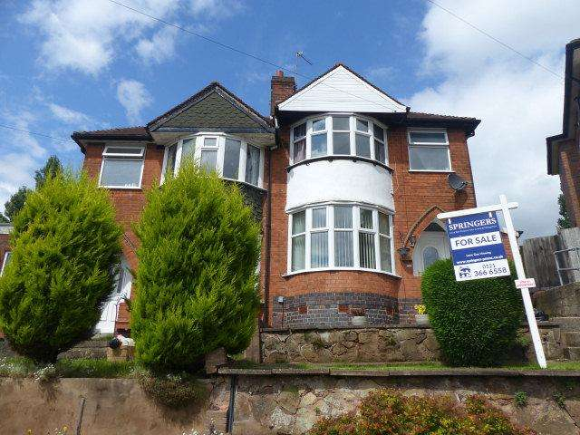 3 Bedrooms Semi Detached House for sale in Montana Avenue,Great Barr,Birmingham