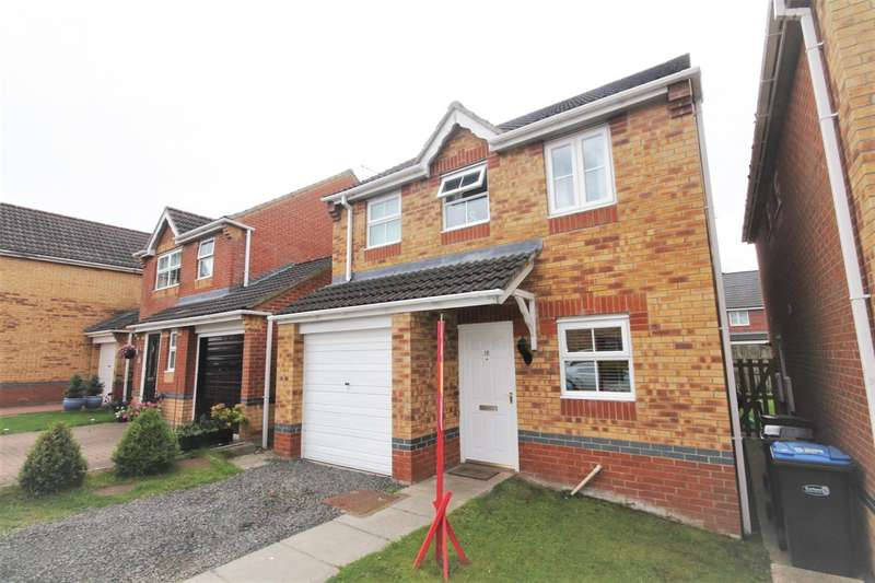 3 Bedrooms Detached House for sale in Morton Close, Auckland Park, Bishop Auckland