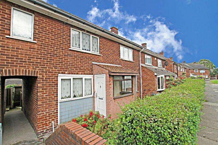 3 Bedrooms Semi Detached House for sale in Duke Crescent Rotherham South Yorkshire