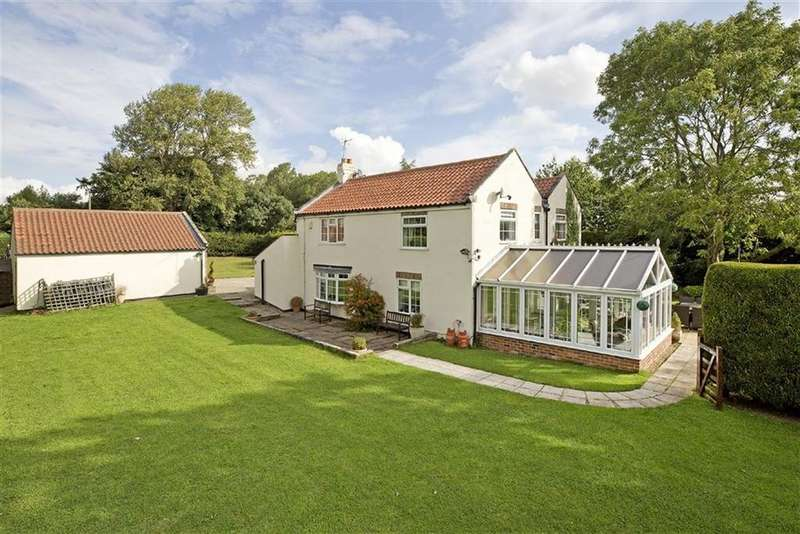 4 Bedrooms Detached House for sale in Wetherby Road, Boroughbridge