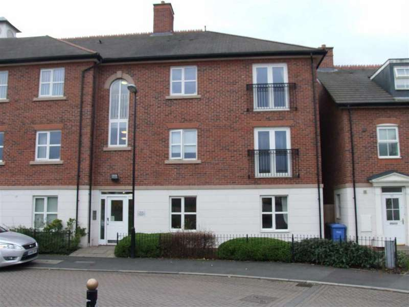 2 Bedrooms Flat for rent in Whiteclover Square, Lymm