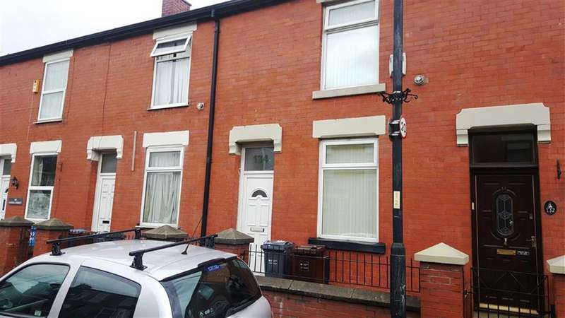 2 Bedrooms Terraced House for sale in Louisa Street, Openshaw, Manchester
