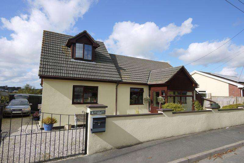 4 Bedrooms Detached Bungalow for sale in Holsworthy