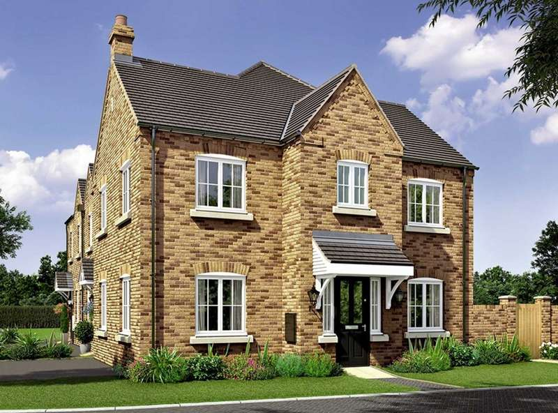 3 Bedrooms Property for sale in Plot 149, The Dalby, The Swale, Corringham Road DN21