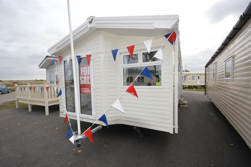 2 Bedrooms Caravan Mobile Home for sale in Steeple Bay Holiday Park, Canney Road