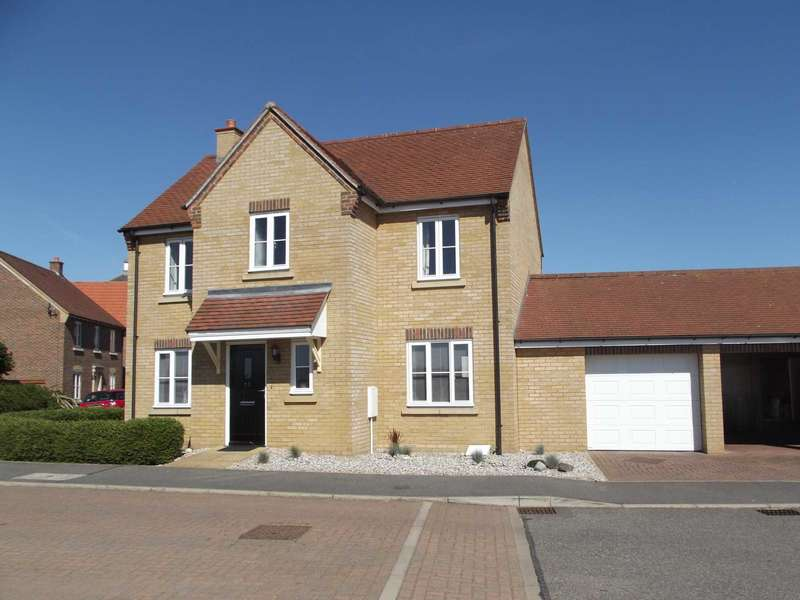 4 Bedrooms Detached House for sale in Battle Rise, Heybridge
