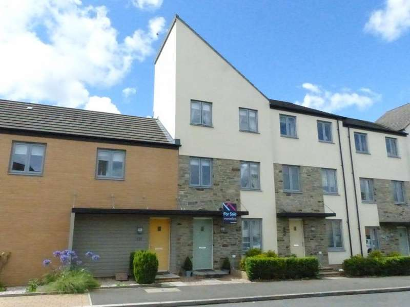 4 Bedrooms Town House for sale in Orleigh Cross, Newton Abbot
