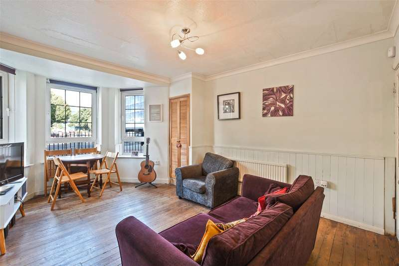 2 Bedrooms Flat for sale in Ada House, Ada Place, London, E2