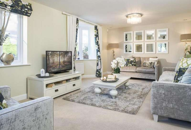 5 Bedrooms Detached House for sale in Bush Heath Lane, Harbury