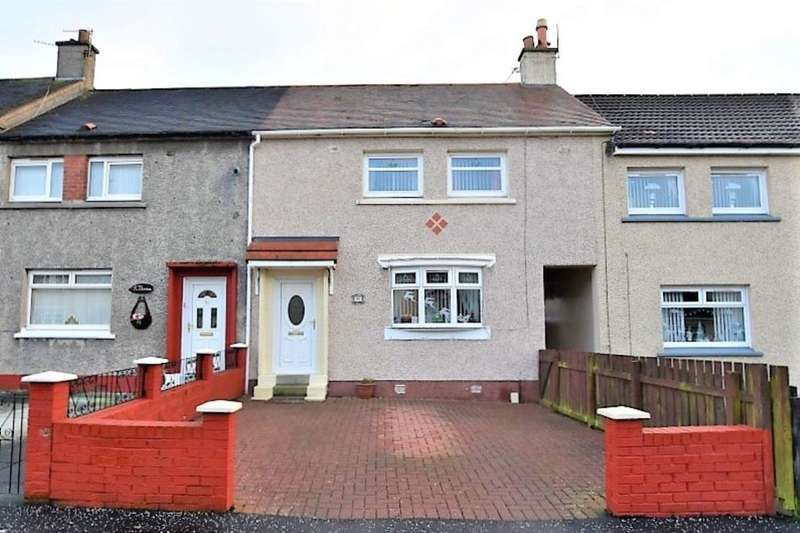 3 Bedrooms Property for sale in Bellvue Crescent, Bellshill, ML4