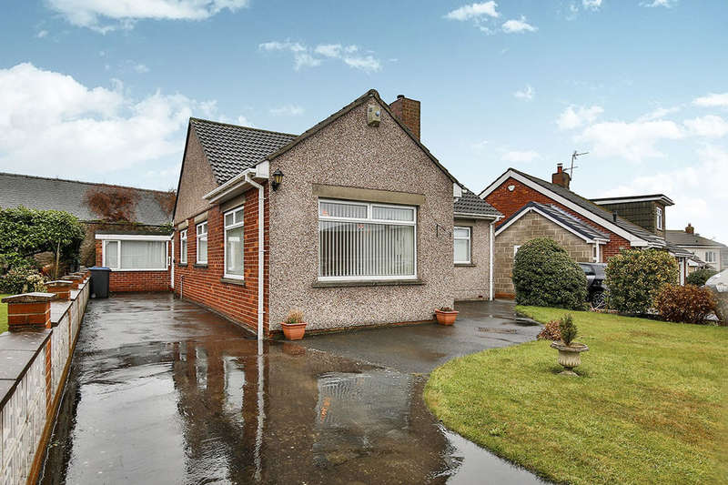 2 Bedrooms Detached Bungalow for sale in Wharnley Way, Consett, DH8