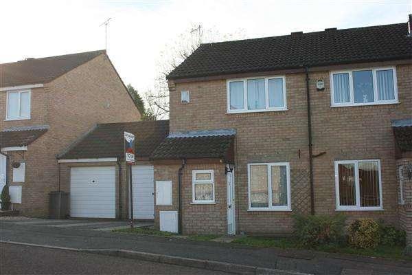 2 Bedrooms Terraced House for rent in Glanville Gardens, Kingswood, Bristol