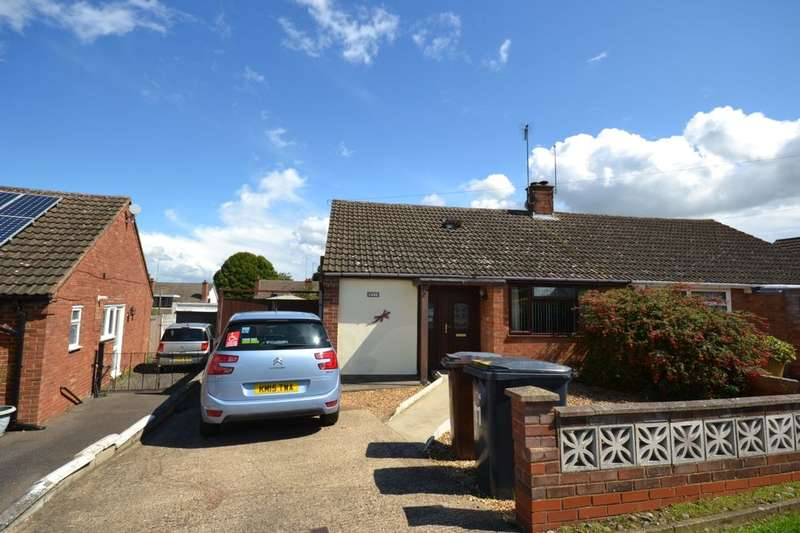 3 Bedrooms Semi Detached Bungalow for sale in Woodhill Road, Duston, Northampton, NN5