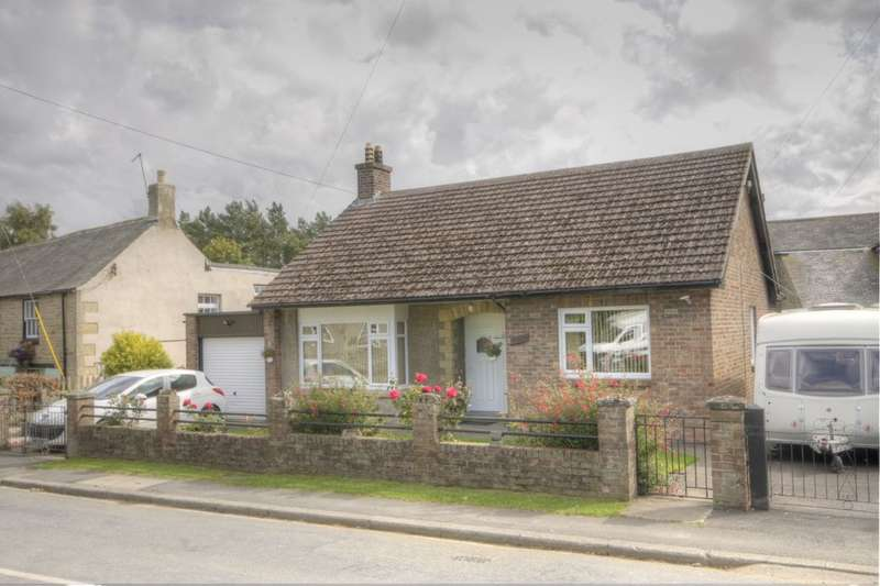 3 Bedrooms Detached Bungalow for sale in Rostrevor, Edmundbyers, Consett, DH8