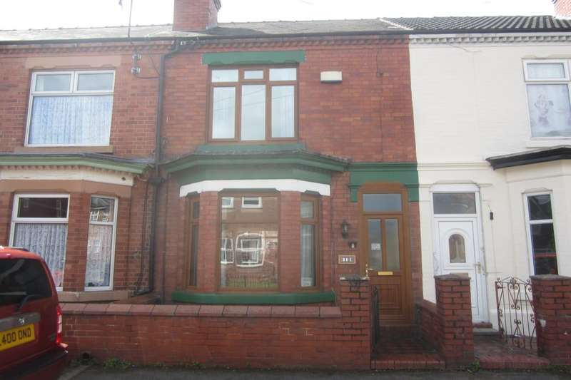 3 Bedrooms Property for sale in St. Clair Street, Crewe, CW2