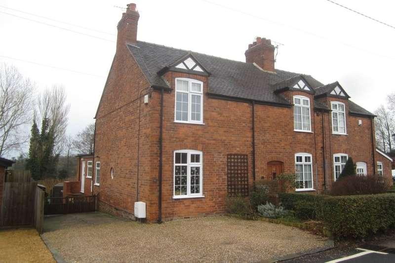 2 Bedrooms Property for sale in Back Lane, Walgherton, Nantwich, CW5
