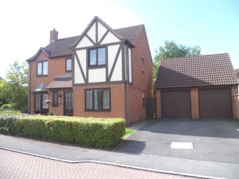4 Bedrooms Detached House for rent in Lawrence Close, Leicester, LE4