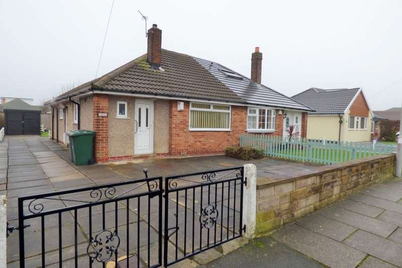 2 Bedrooms Semi Detached Bungalow for sale in Kings Road, Bradford, BD2