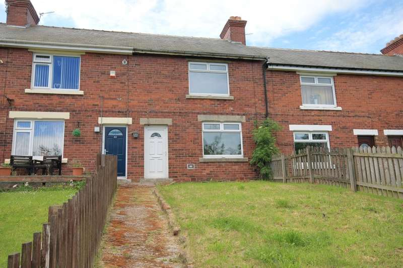 3 Bedrooms Property for sale in Thomas Street, Craghead, Stanley, DH9
