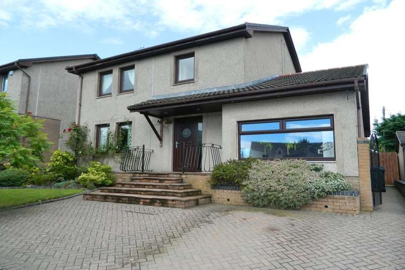 4 Bedrooms Detached House for sale in Highburgh Avenue, Lanark, ML11