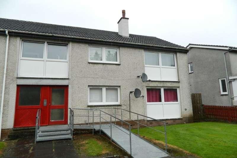 1 Bedroom Flat for sale in Wellwood Avenue, Lanark, ML11