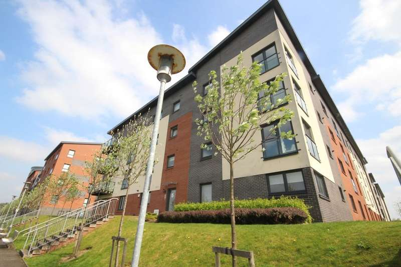 2 Bedrooms Flat for sale in Cardon Square, Renfrew, PA4