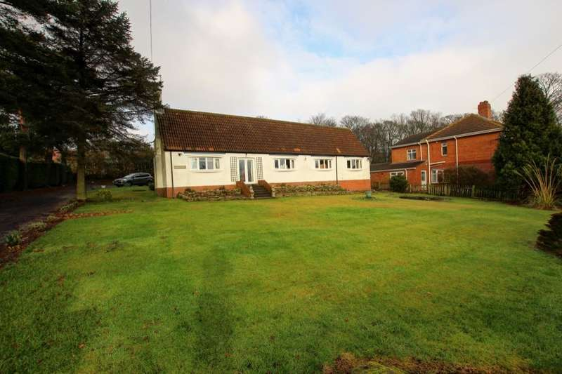 4 Bedrooms Detached Bungalow for sale in Woodland Road, Bearpark, Durham, DH7