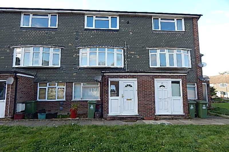 2 Bedrooms Flat for sale in Woodchurch Close, Sidcup, DA14