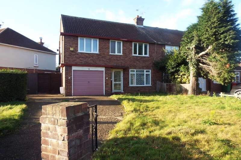 3 Bedrooms Semi Detached House for sale in Raymond Road, Langley, Slough, SL3
