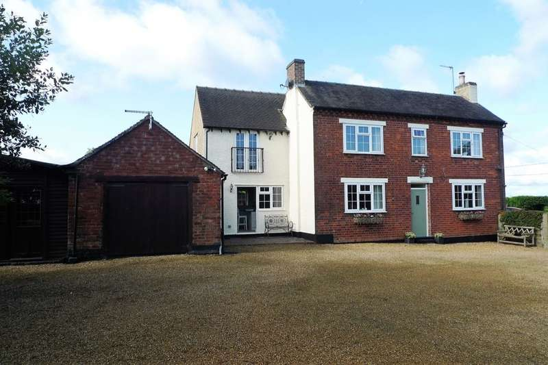 4 Bedrooms Detached House for sale in Coton, Gnosall, Stafford, ST20