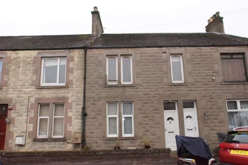 2 Bedrooms Flat for rent in Stanmore Place, Leven, KY8
