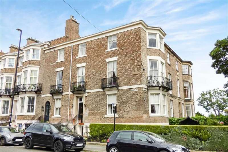 3 Bedrooms Maisonette Flat for sale in Colbeck Terrace, Tynemouth