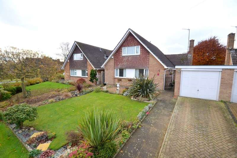 4 Bedrooms Detached House for sale in Hall Lane, Kettering, NN15