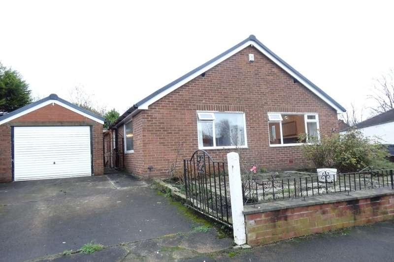 2 Bedrooms Detached Bungalow for sale in Windermere Road, Fulwood, Preston, PR2
