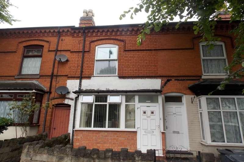 3 Bedrooms Property for sale in Bordesley Green, Bordesley Green, Birmingham, B9