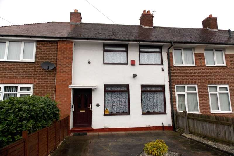 3 Bedrooms Property for sale in Wyndhurst Road, Stechford, Birmingham, B33