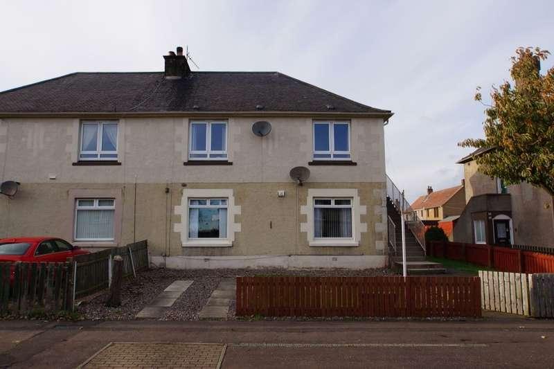2 Bedrooms Flat for sale in Den Walk, Buckhaven, Leven, KY8