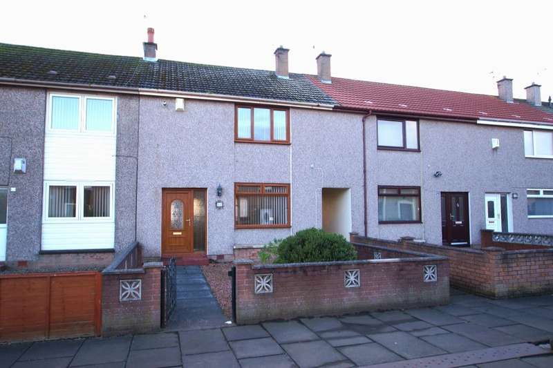 2 Bedrooms Property for sale in Turner Crescent, Methil, Leven, KY8