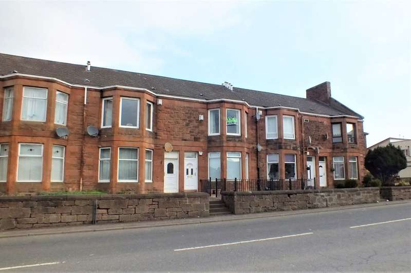 1 Bedroom Flat for rent in Clydesdale Road, Bellshill, ML4