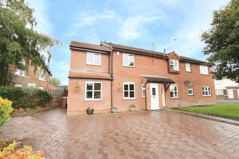 3 Bedrooms Semi Detached House for sale in Torvill Drive, Wollaton, Nottingham, NG8