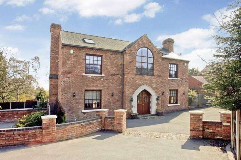 6 Bedrooms Detached House for sale in Sheepwalk Lane, Ravenshead, Nottingham, NG15