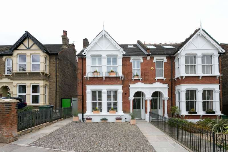 4 Bedrooms Semi Detached House for sale in Avon Road, Walthamstow, London, E17